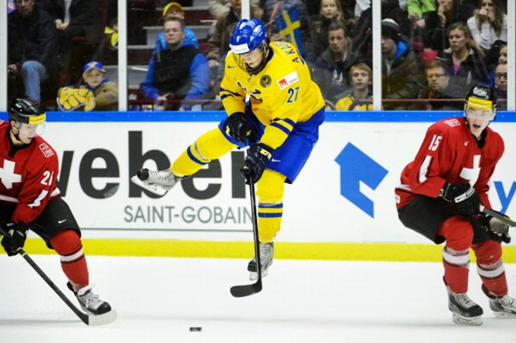 Anton Karlsson - Team Sweden