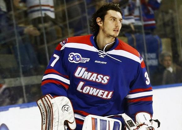 Connor Hellebuyck - University of Massachusetts Lowell