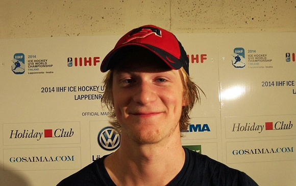 2014 U18 Video: Jack Glover, USA