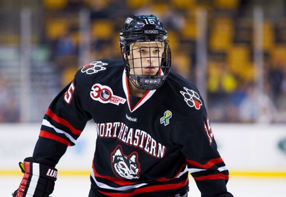 Kevin Roy - Northeastern Huskies