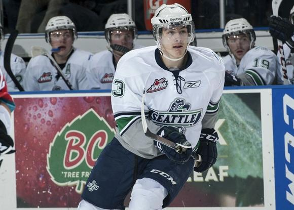 Matt Barzal - Seattle Thunderbirds