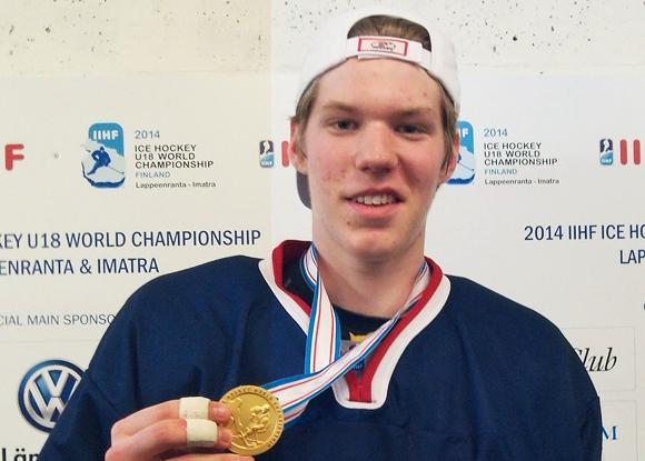 2014 U18 Video: Ryan Collins, USA