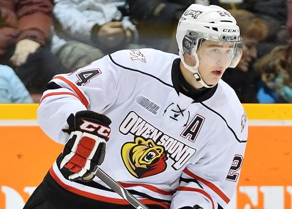 Chris Bigras - Owen Sound Attack