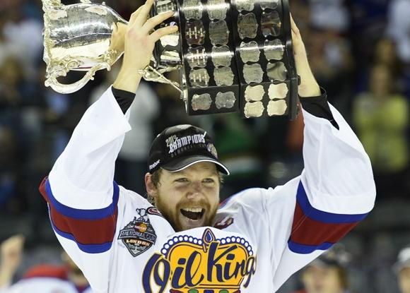 Griffin Reinhart - Edmonton Oil Kings