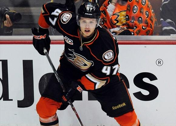 Hampus Lindholm - Anaheim Ducks
