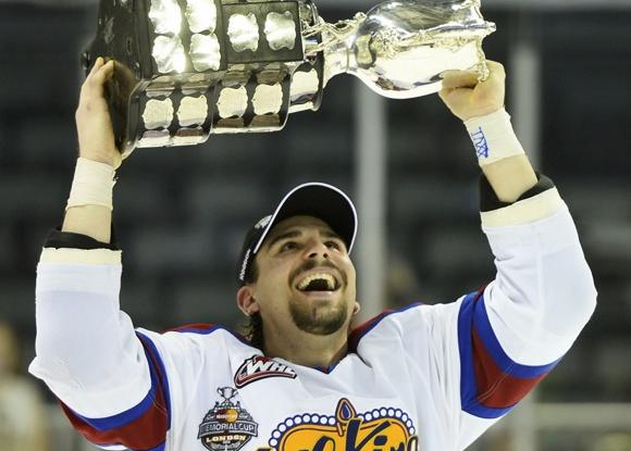 Mitchell Moroz - Edmonton Oil Kings