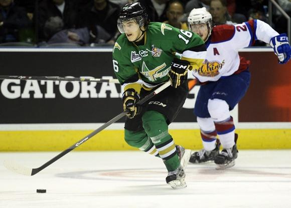 2014 Memorial Cup: Playing for CHL's top prize could lead to better things for Foreurs' Aube-Kubel