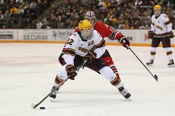 Travis Boyd - Minnesota Golden Gophers