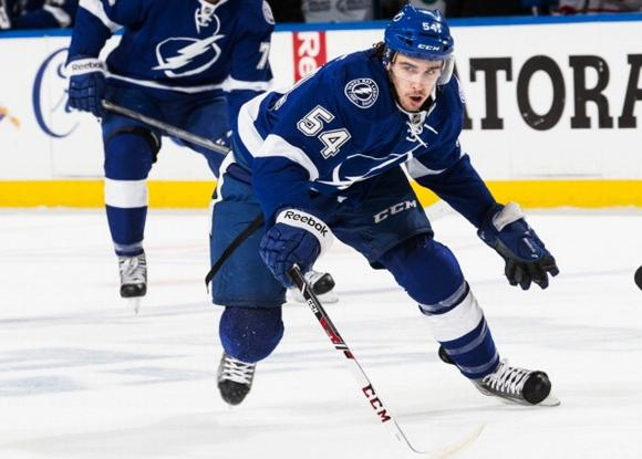 Cedric Paquette - Tampa Bay Lightning