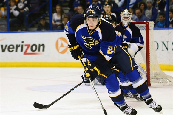 Dmitrij Jaskin - St. Louis Blues