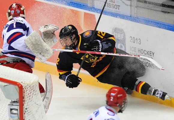 2014 NHL Draft Preview: Germany prospects overshadowed by countryman competing in WHL