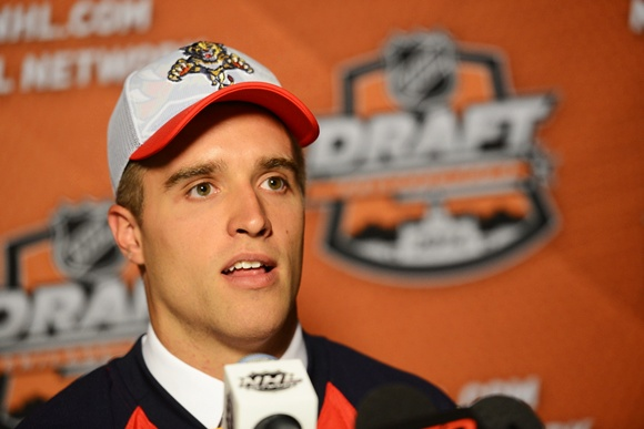 2014 NHL Draft - Aaron Ekblad - Florida Panthers