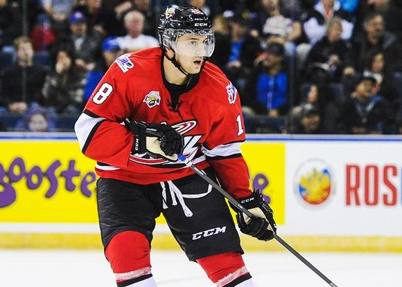 Morgan Klimchuk - Team WHL