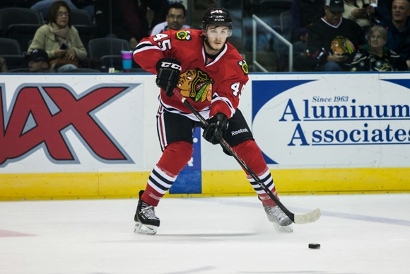 Dillon Fournier - Chicago Blackhawks