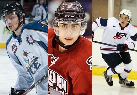 2014 Traverse City Prospects Tournament - Sam Reinhart, Robby Fabbri, Sonny Milano