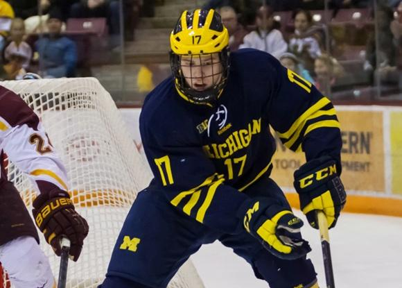 J.T. Compher - University of Michigan