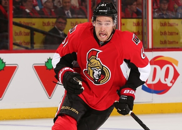 Mark Stone - Ottawa Senators
