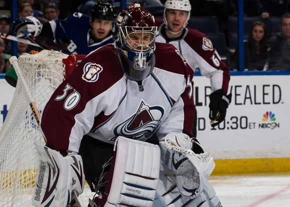 Colorado Avalanche v Tampa Bay Lightning