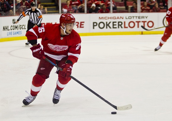Tomas Jurco - Detroit Red Wings