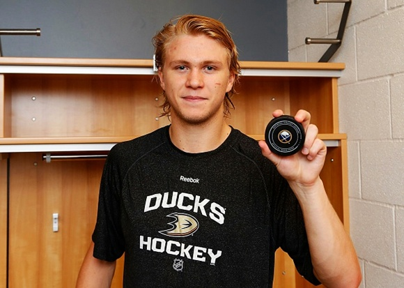 William Karlsson - Anaheim Ducks