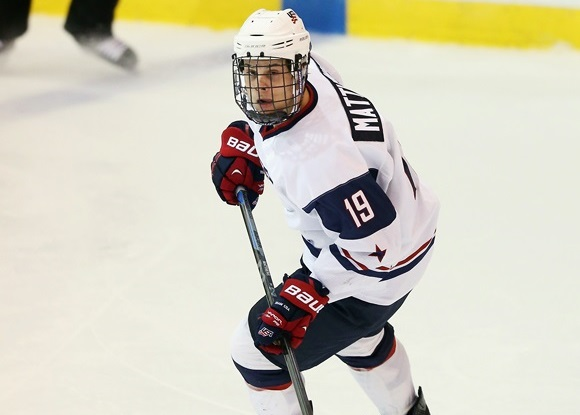 Beyond Tomorrow: NTDP's Matthews has the skills and drive to become the next great American star
