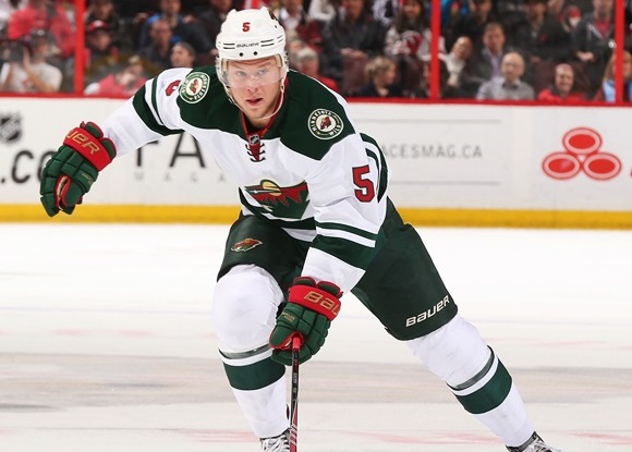Christian Folin - Minnesota Wild