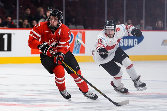 Connor McDavid - Team Canada