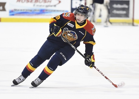 Dylan Strome - Erie Otters