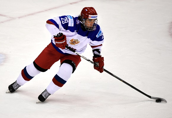 Ivan Provorov - Team Russia