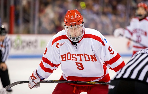 Jack Eichel - Boston University