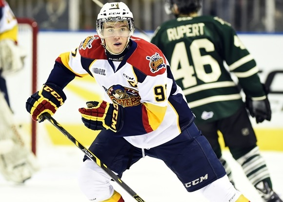 2015 NHL Draft: McDavid looks to bring golden formula to Otters' postseason