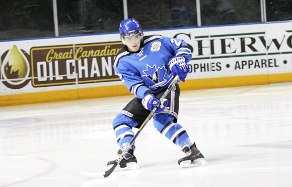 Beyond Tomorrow: Fabbro weighing options in deciding to play NCAA or WHL hockey