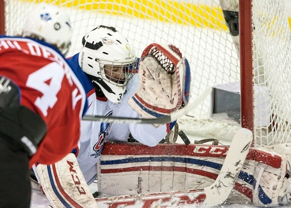 2015 CJHL Prospects Game: Last-minute tally gives West a 3-2 win over the East