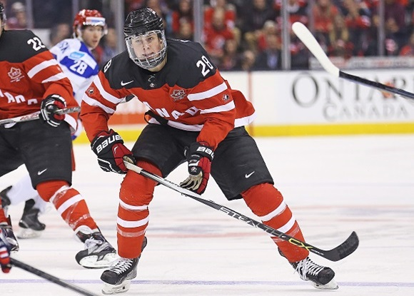 Lawson Crouse - Team Canada
