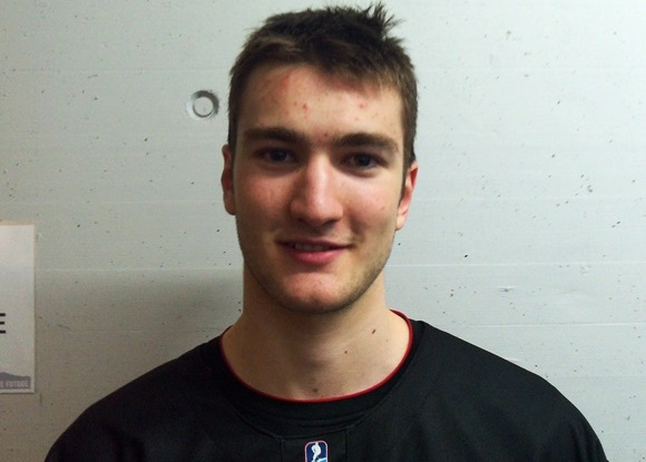 Nicolas Roy - Team Canada - 2015 IIHF Ice Hockey U18 World Championship