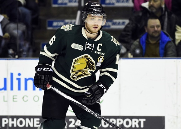 Max Domi - London Knights