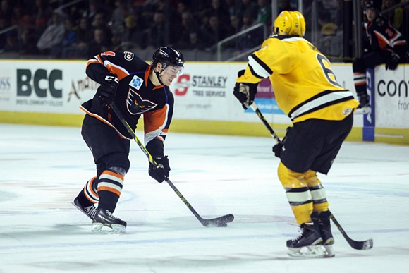 Robert Hagg - Lehigh Valley Phantoms