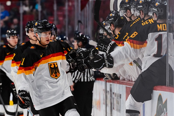 Team Germany - 2015 IIHF World Junior Championship