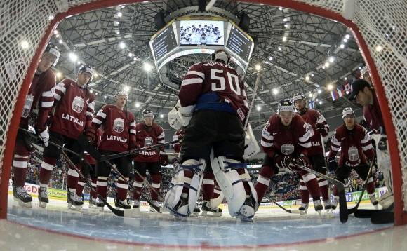Team Latvia - World Championship
