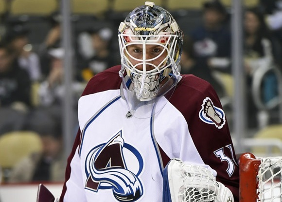 Calvin Pickard - Colorado Avalanche