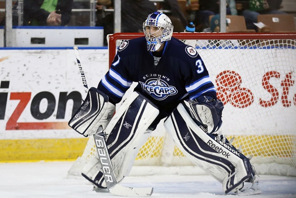Connor Hellebuyck - Winnipeg Jets
