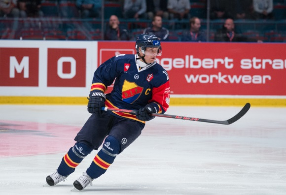 Djurgarden's Eriksson looks to youth, NHL prospects to improve team's SHL fortunes