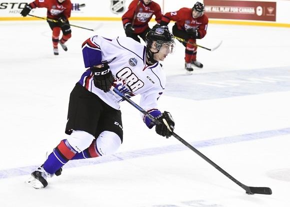 Paul Bittner - Team Orr - 2015 CHL/NHL Top Prospects Game