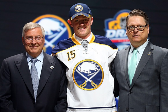 [2015 NHL Draft] First Round, Second Overall: Buffalo Sabres add the centerpiece to their rebuild with the selection of Jack Eichel