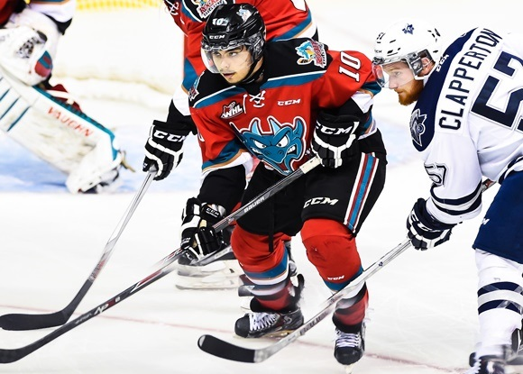 Nick Merkley - Kelowna Rockets