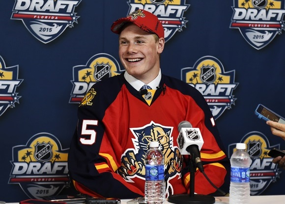 2015 NHL Draft: Florida Panthers draft review