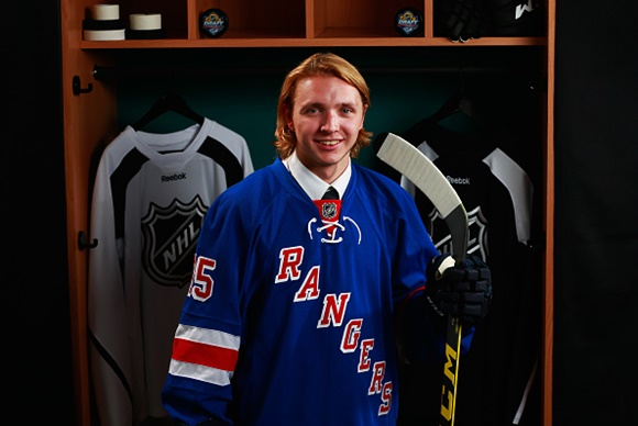2015 NHL Draft: New York Rangers draft review
