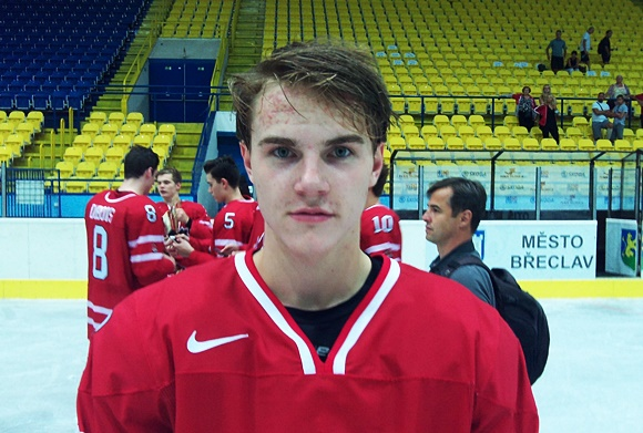 Jake Bean - Team Canada - 2015 Ivan Hlinka Memorial Tournament