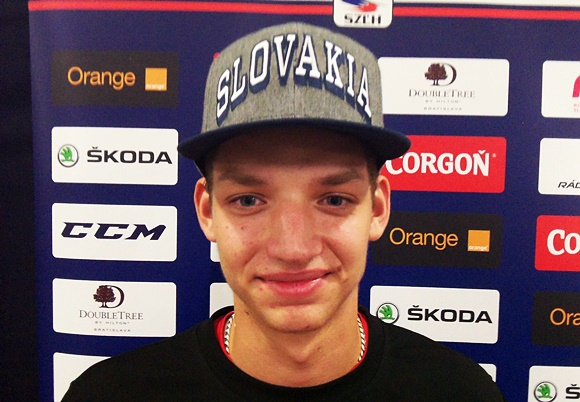 2016 NHL Draft: Q&A with Team Slovakia goaltender Jan Koziak