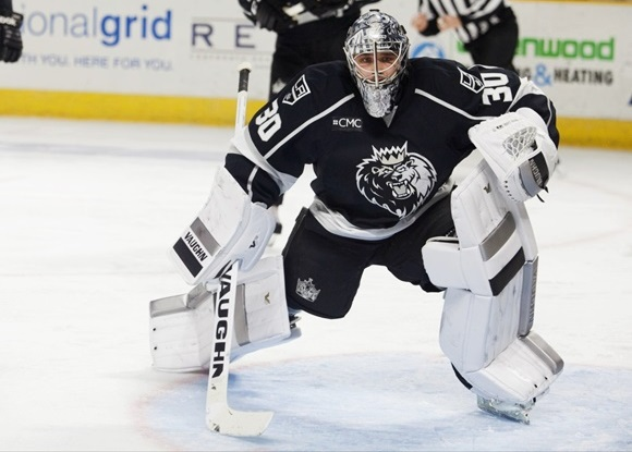 Patrik Bartosak - Los Angeles Kings